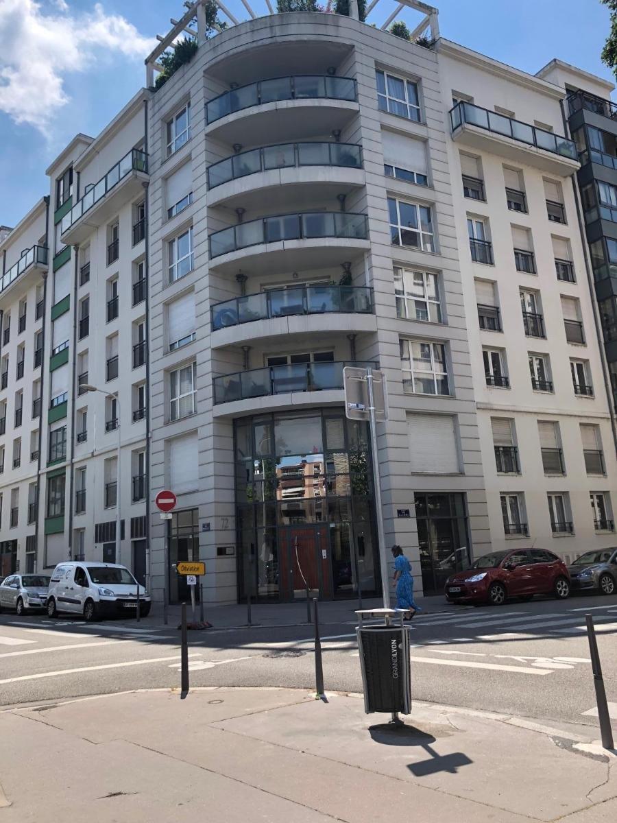 Location Parking - Lyon 7ème
