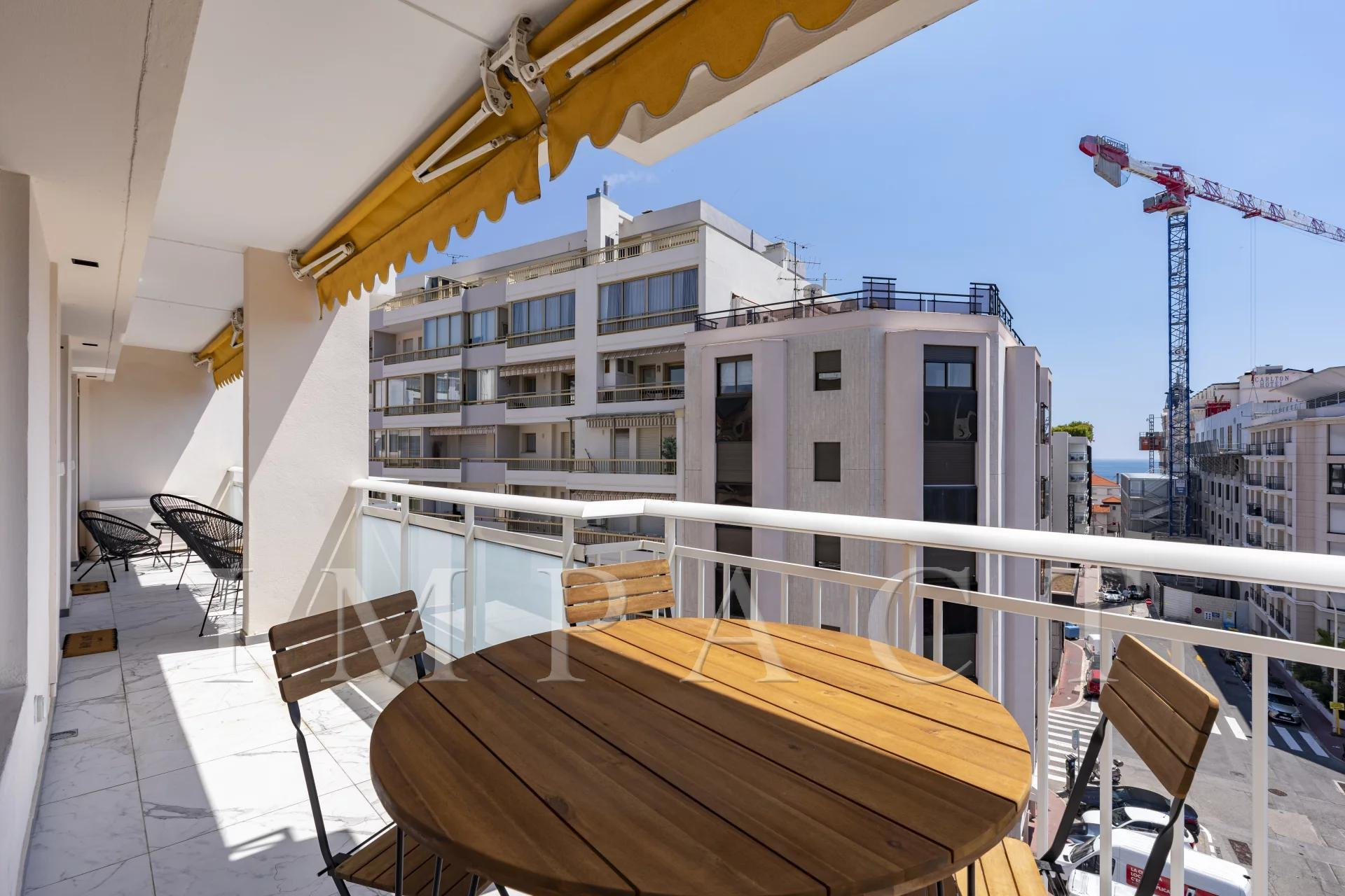 3 bedroom apartment for rent Center Cannes