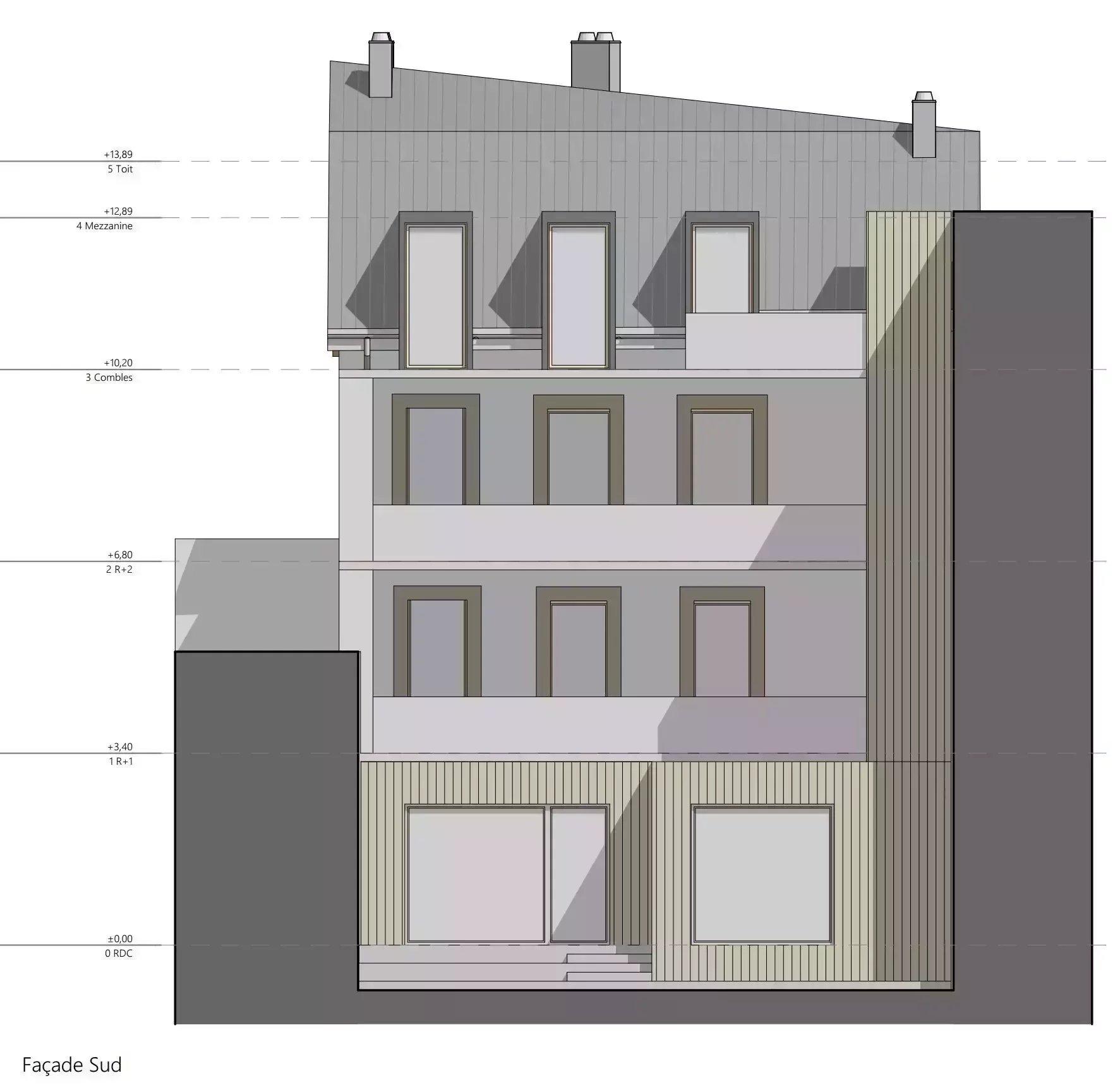 Sale Building - Grenoble Championnet