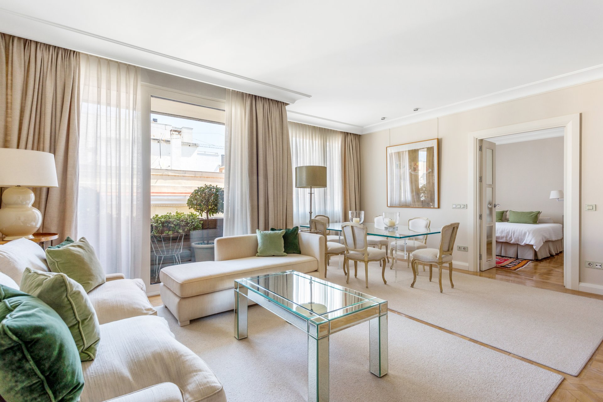 Rental Apartment Madrid Castellana