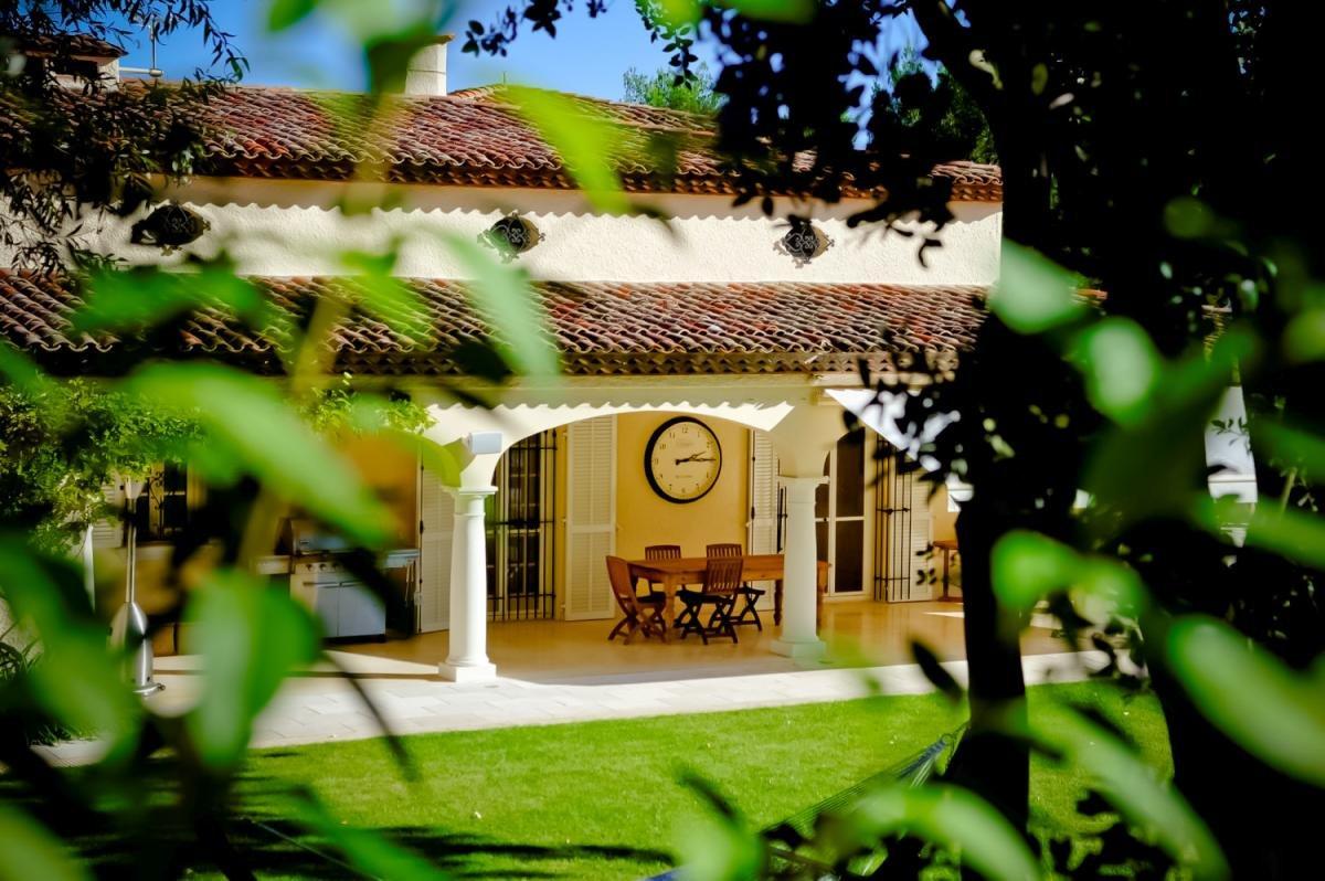 Location saisonnière Villa - Èze