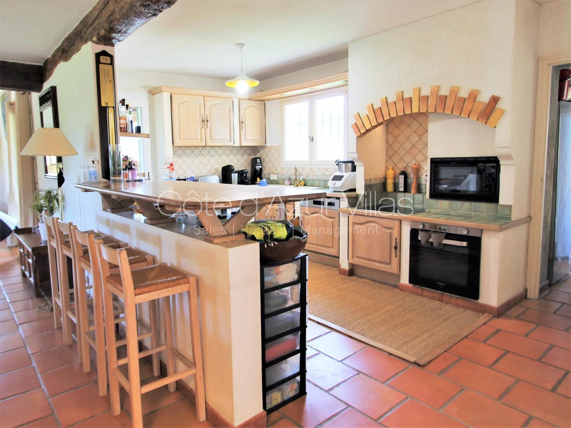 Mouans-Sartoux - Belle Maison Provençale proche du Centre
