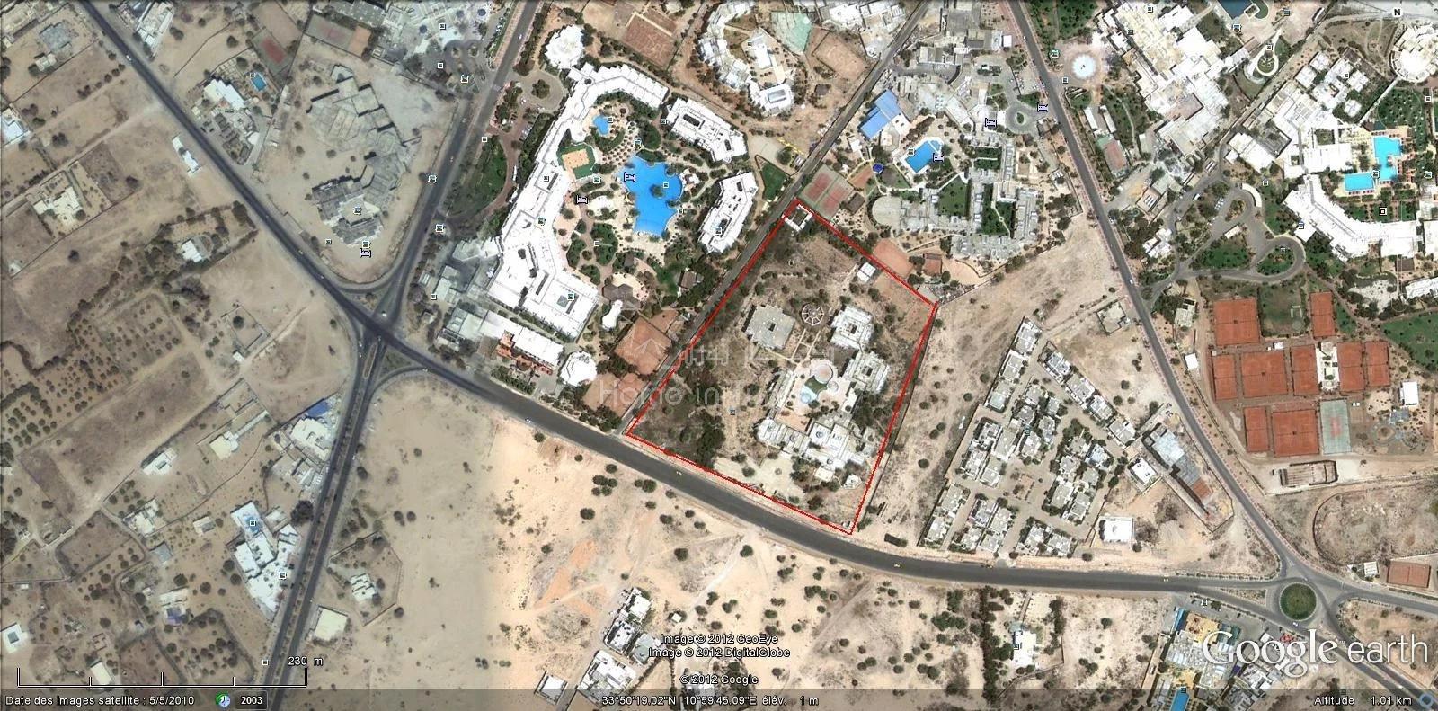 Hotel 4 étoiles avec 2 piscines à Djerba