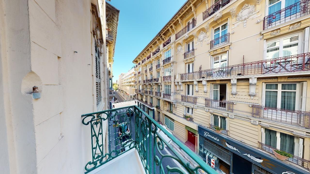 Nice Coulée Verte 3p balcon