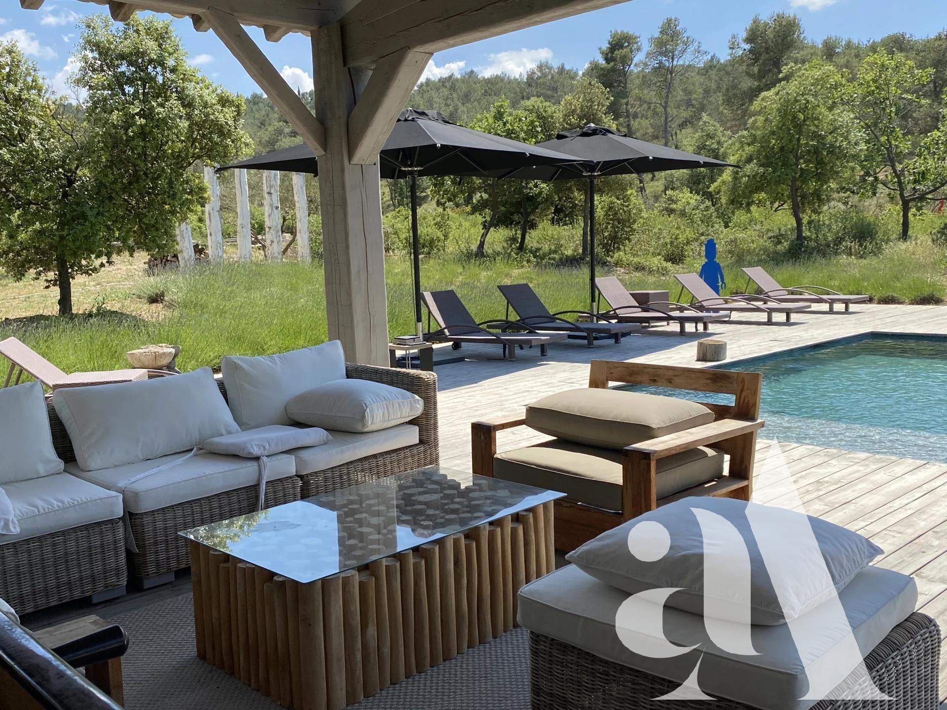 MAS LIMITS - SAINT-REMY DE PROVENCE- ALPILLES - 4 bedrooms - 6 people
