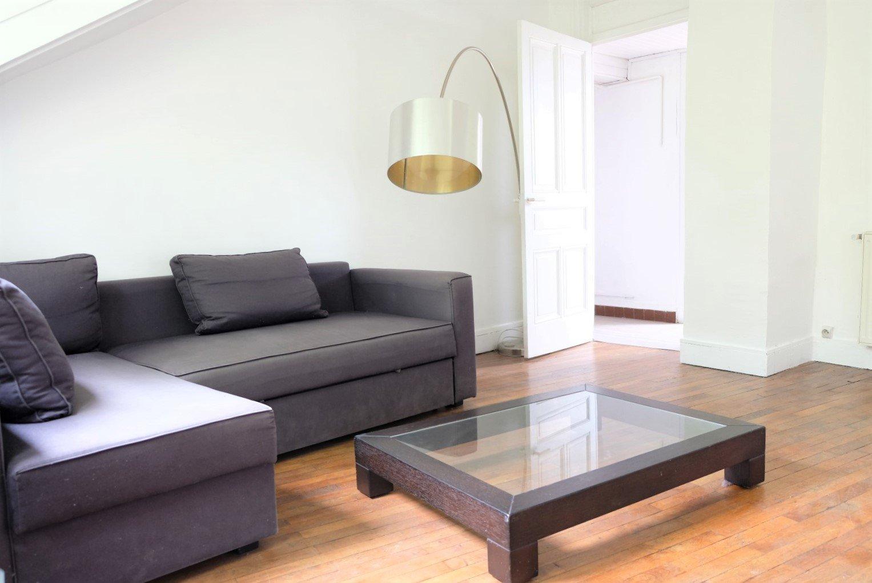 Location Appartement Surface de 46.48 m², 2 pièces, Lyon 6ème (69006)