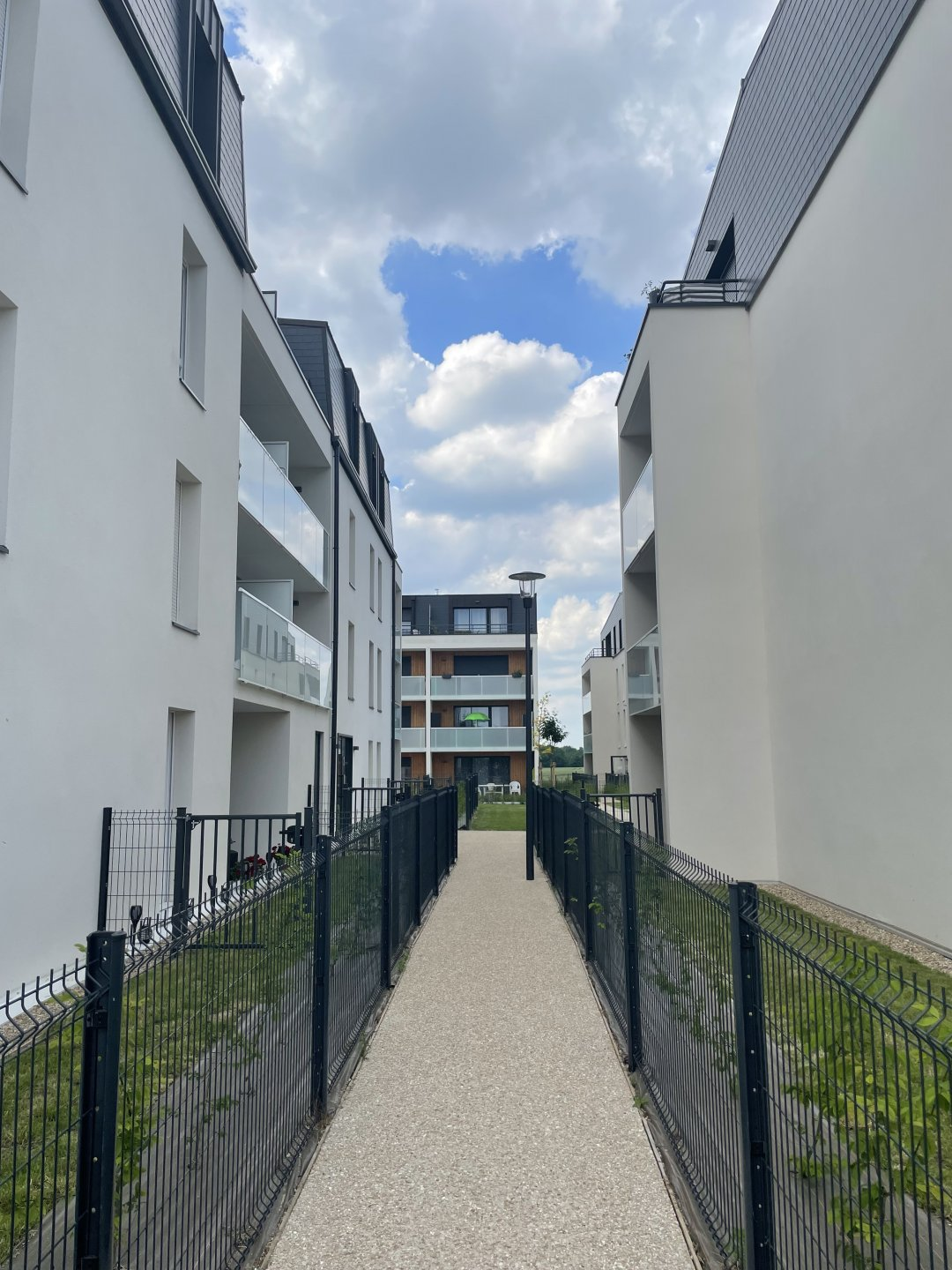 APPARTEMENT T2- LE MESNIL ESNARD