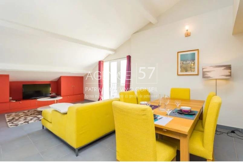 CANNES  Mairie- 3 Pieces   VUE MER