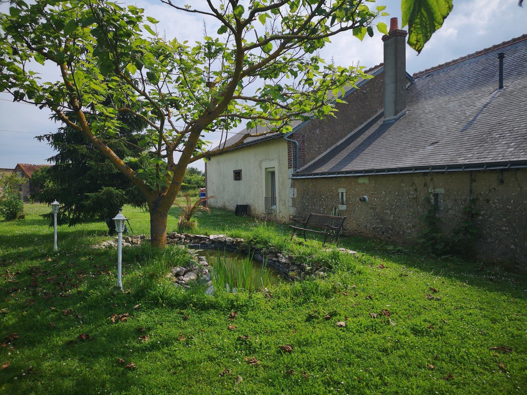 Maison de campagne - Villiers au Bouin