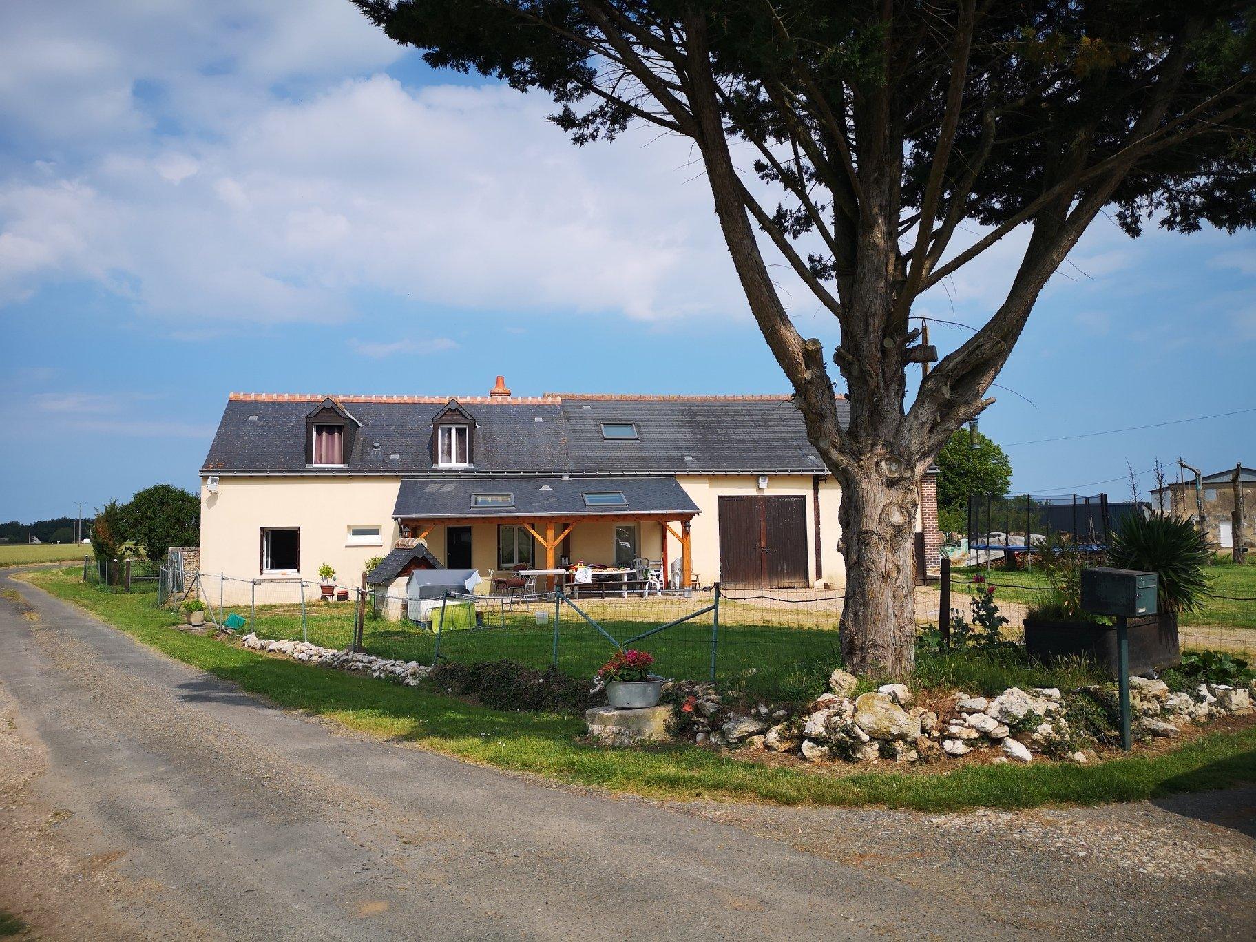 Sale House - Villiers-au-Bouin