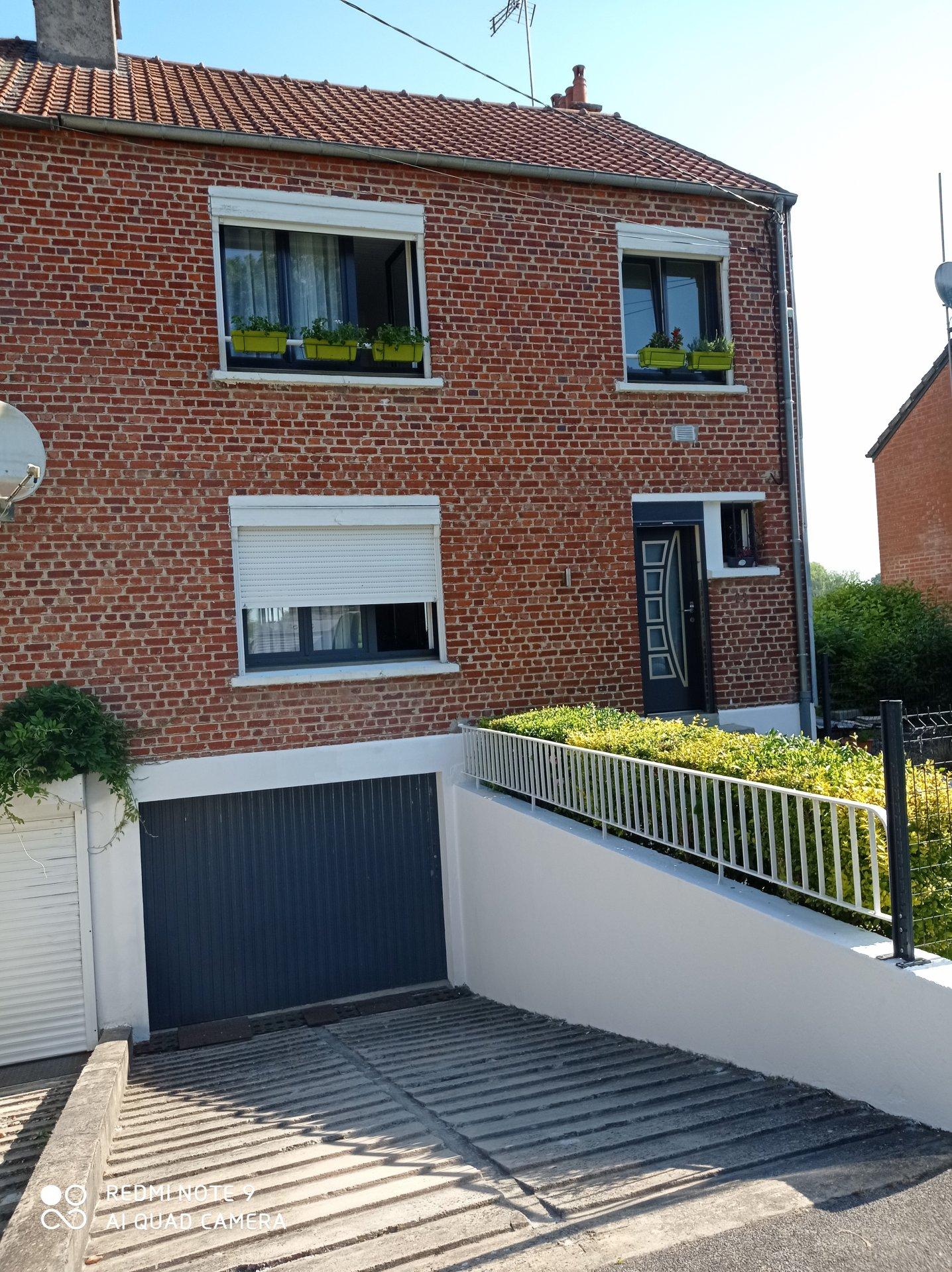 Maison en village Avesnois