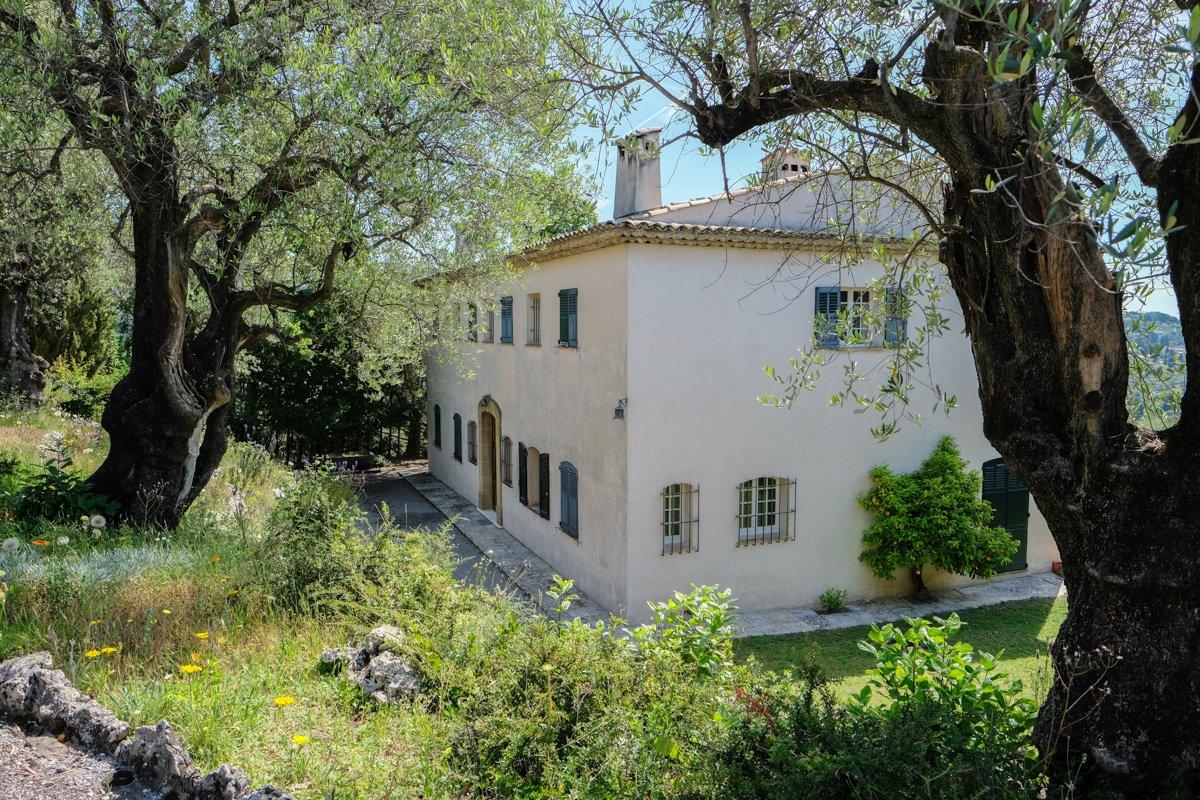 Bastide Grasse Provence