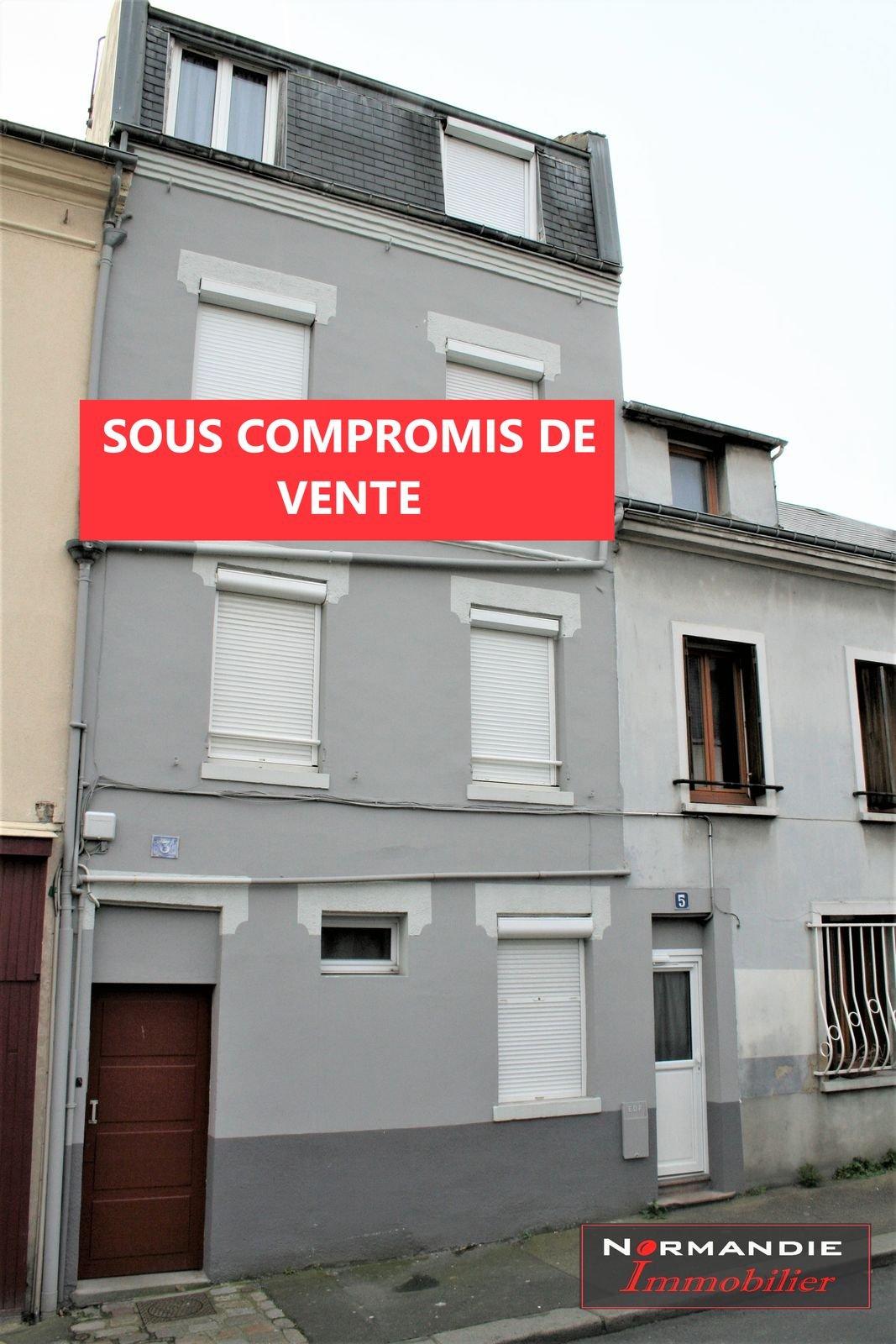 Immeuble 4 logements Le Havre