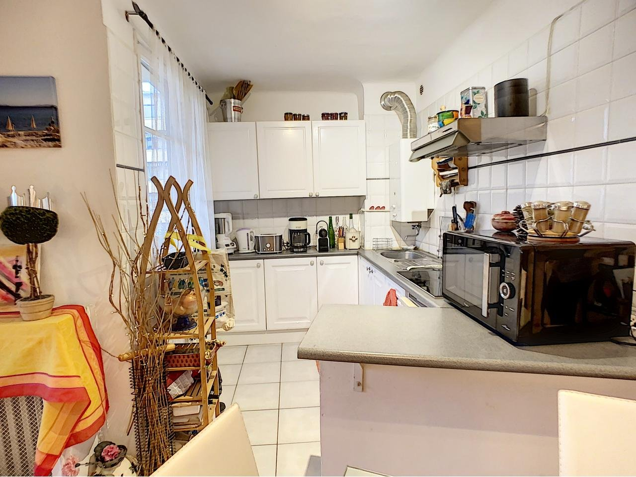 Vente Appartement - Nice Gambetta