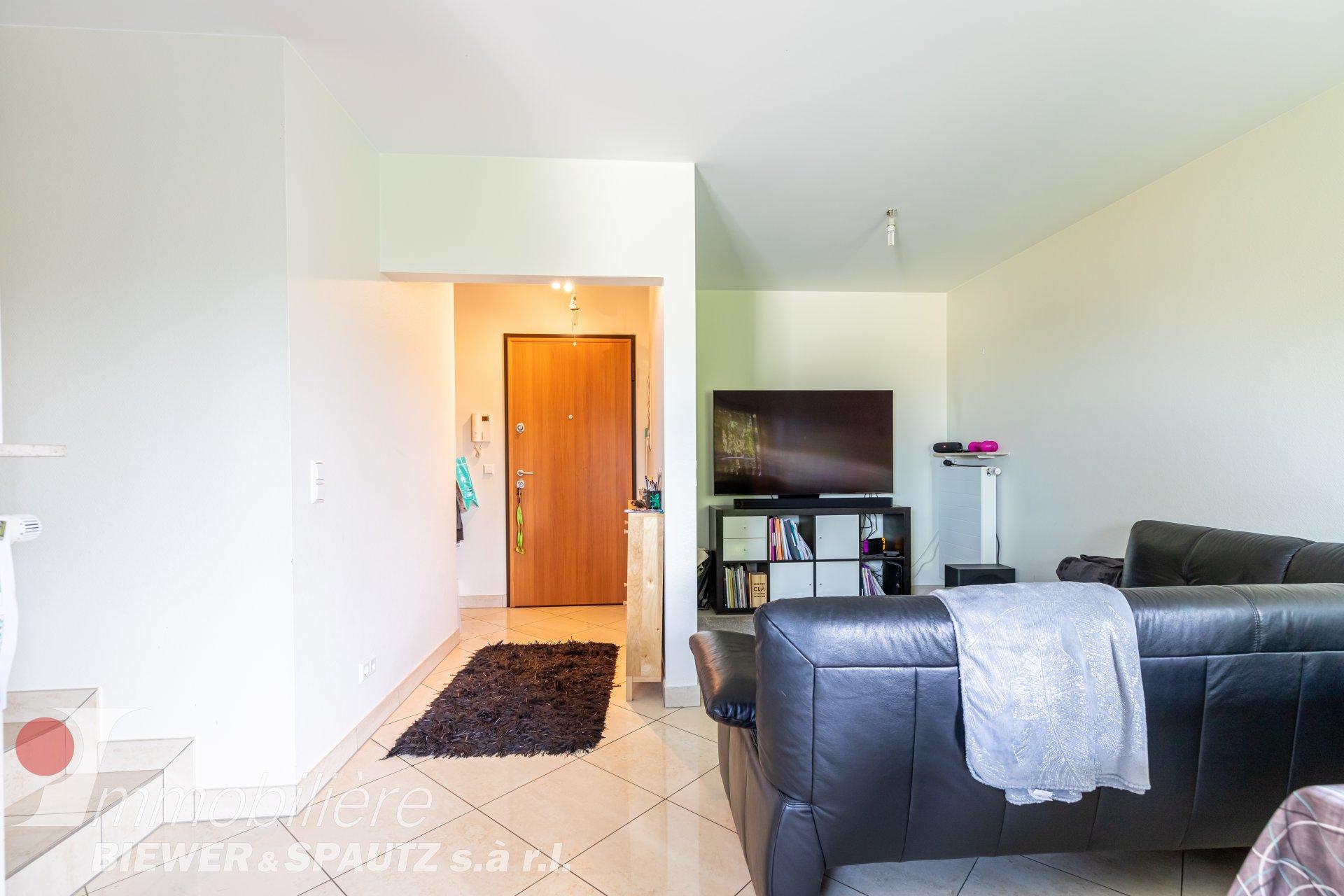 LOUE - Appartement-duplex avec 2 chambres à coucher à Contern