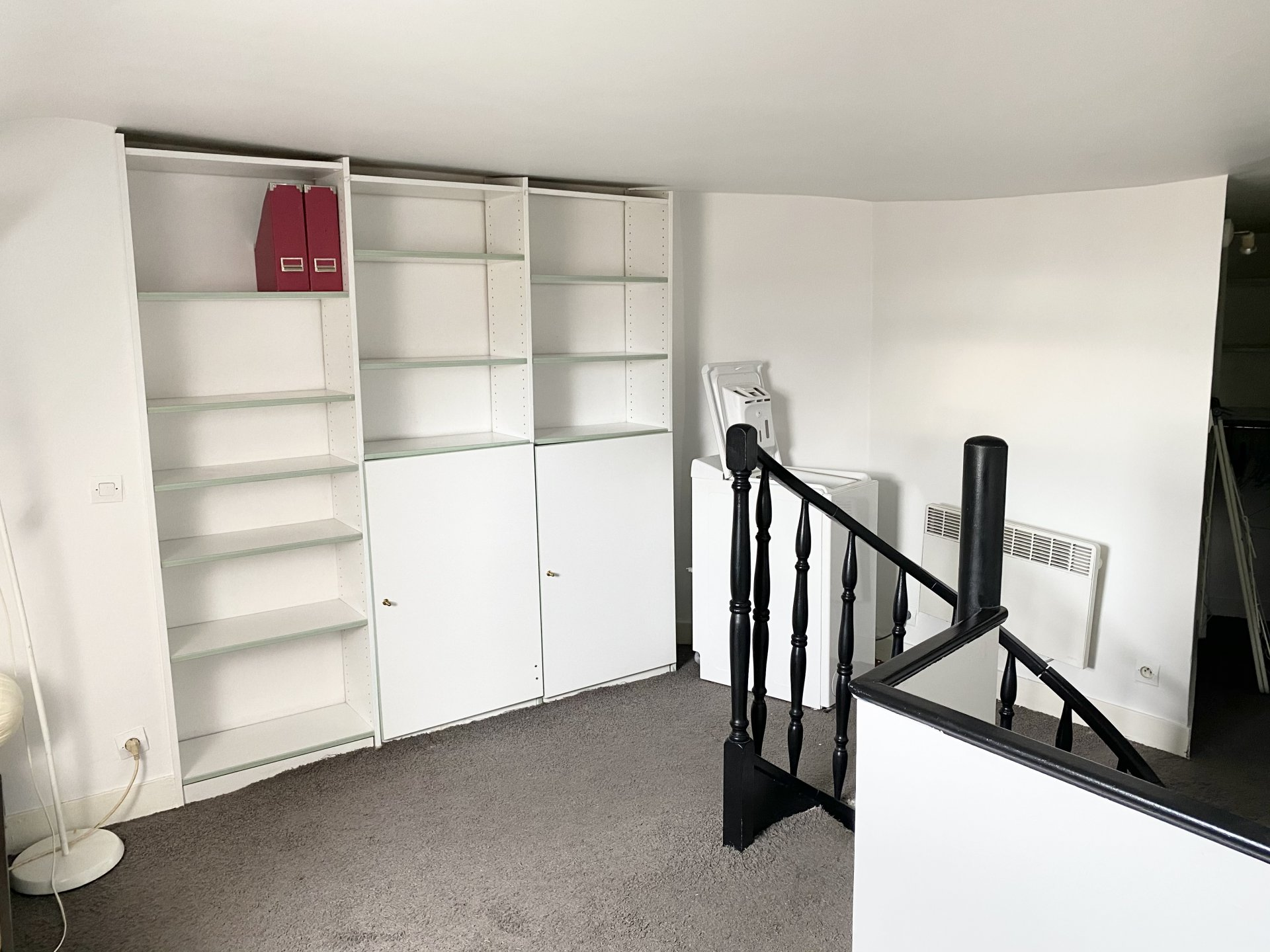 Appartement Paris 10ème rue Lucien Sampaix