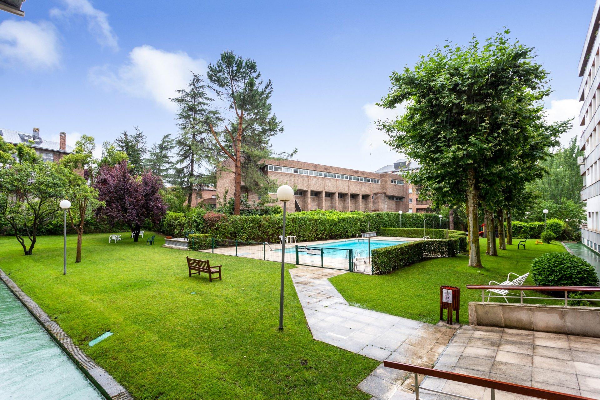 Rental Apartment Madrid Universidad