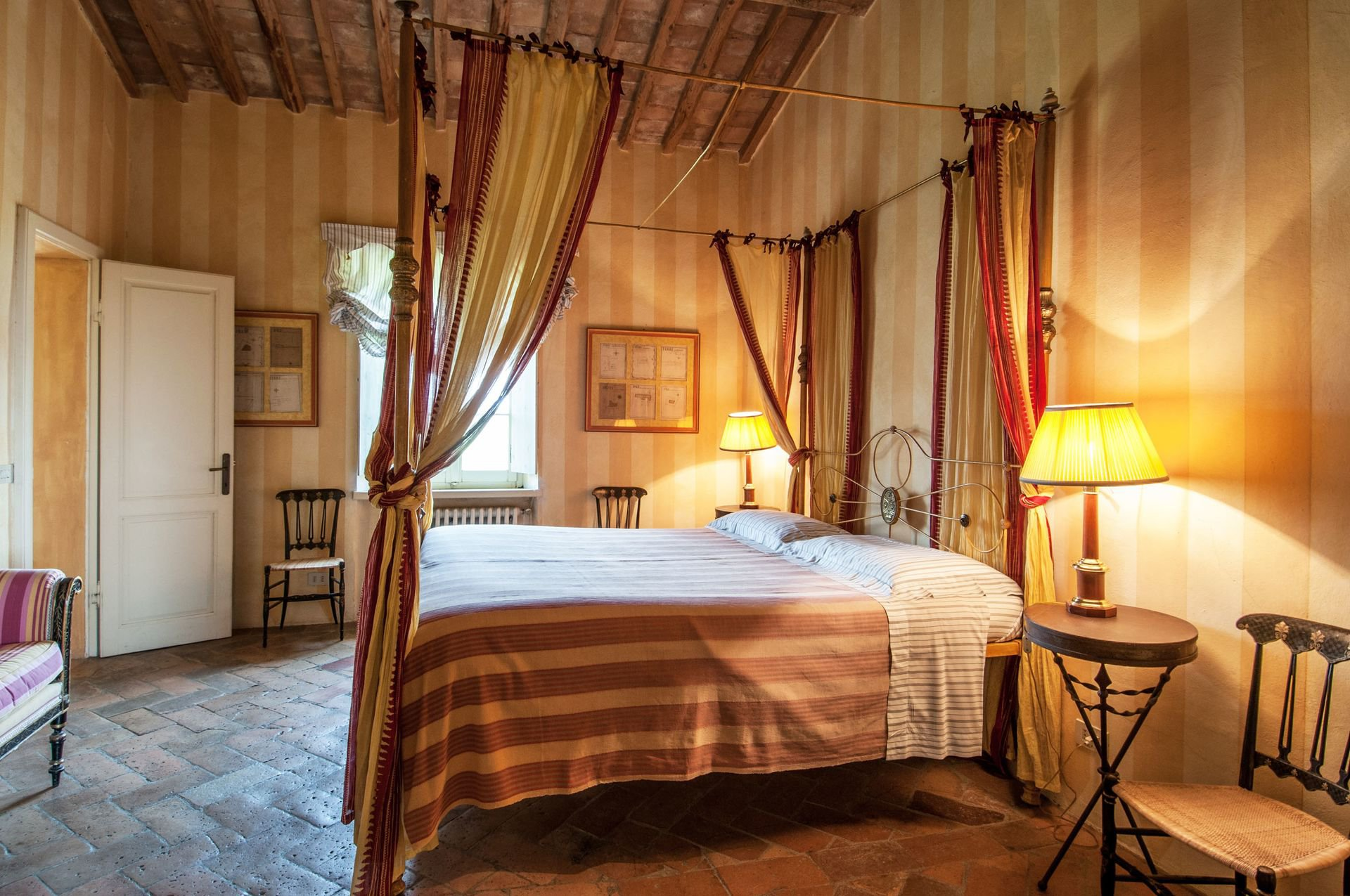 Seasonal rental Villa - Montalcino - Italy