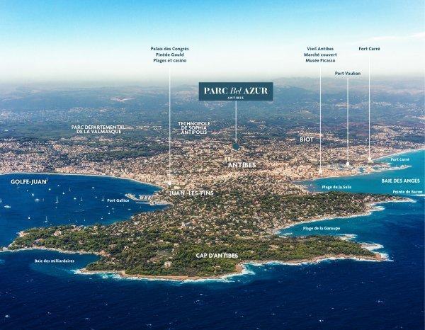 BEL AZUR PARK - Antibes