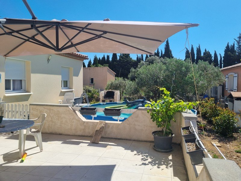 Villa T 5 Argeliers