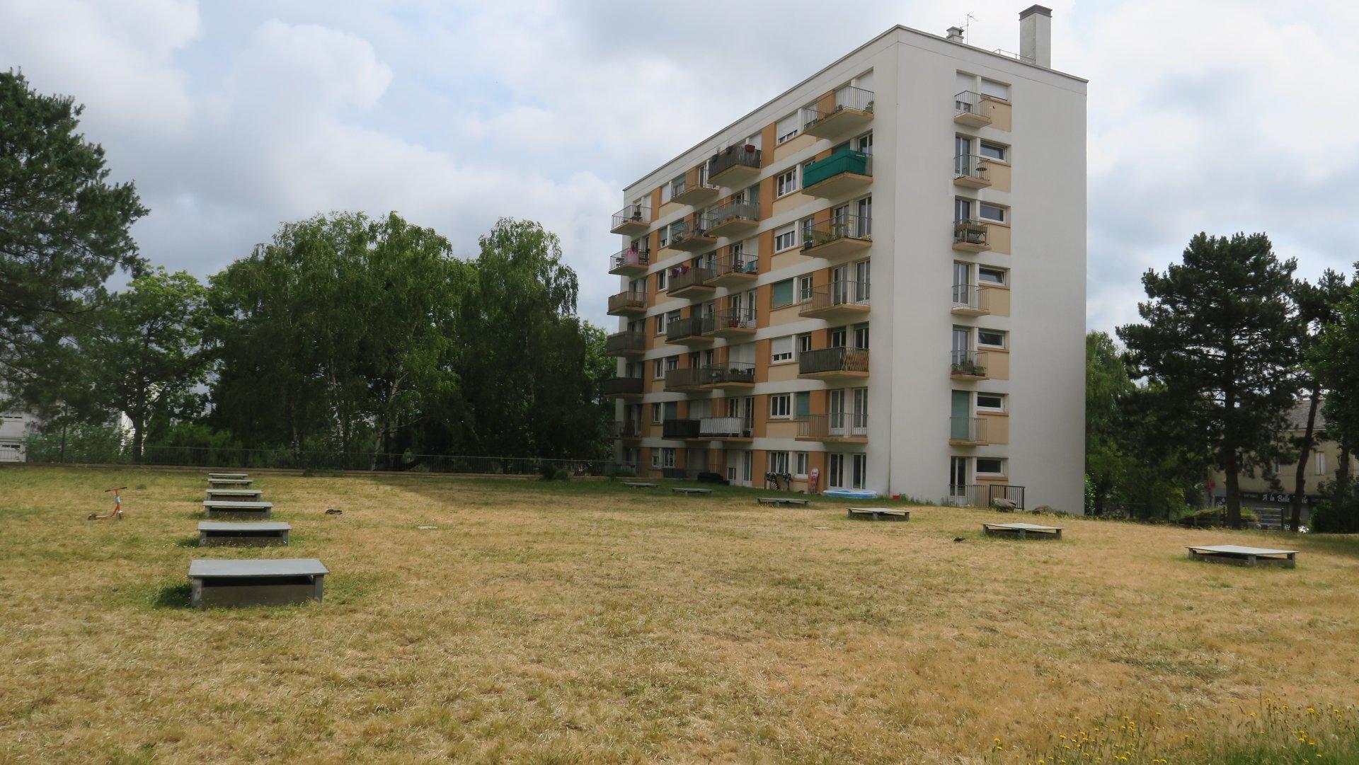 Nantes - Contrie - Appartement 3 pièces