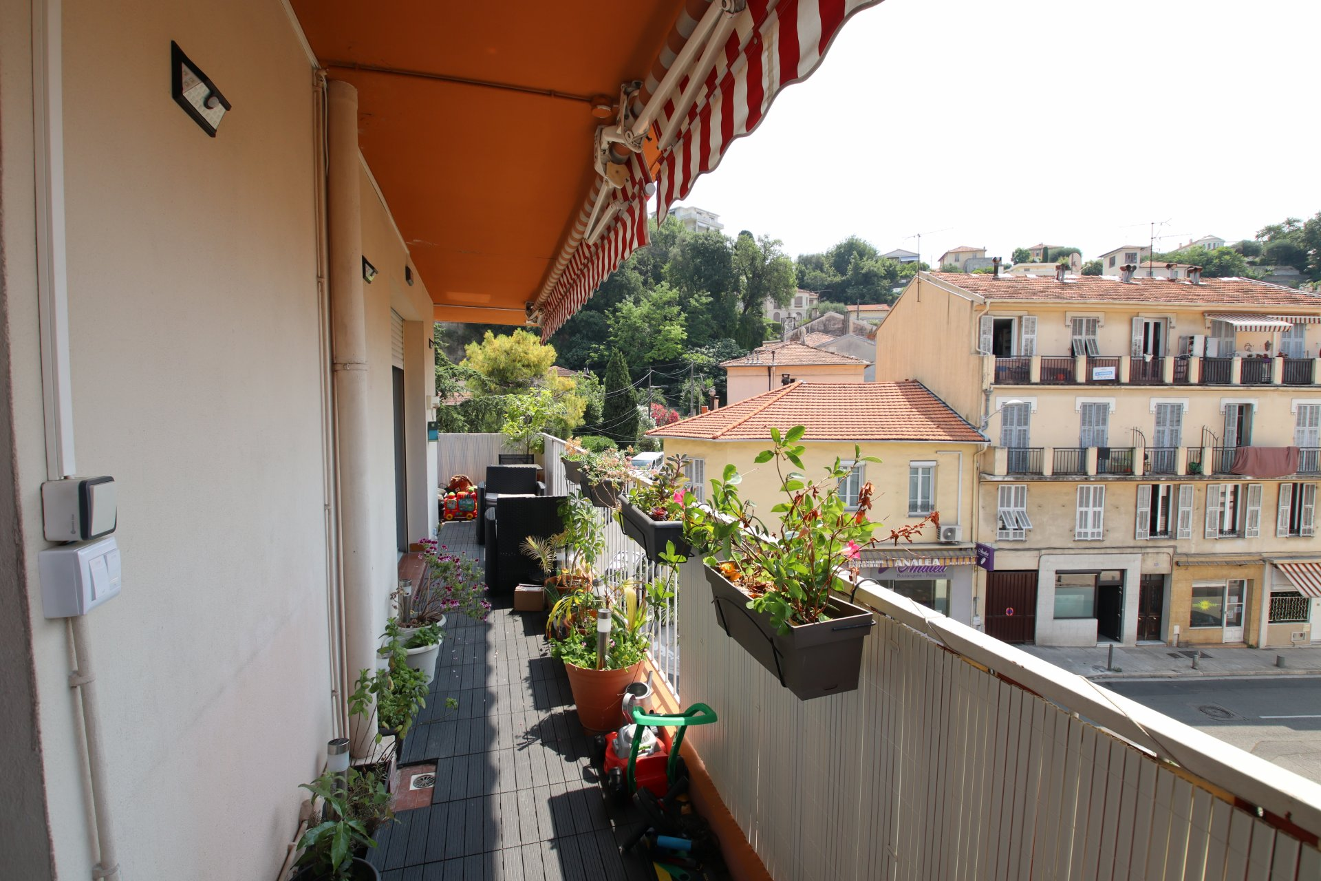Appartement 3 pièces - Nice nord