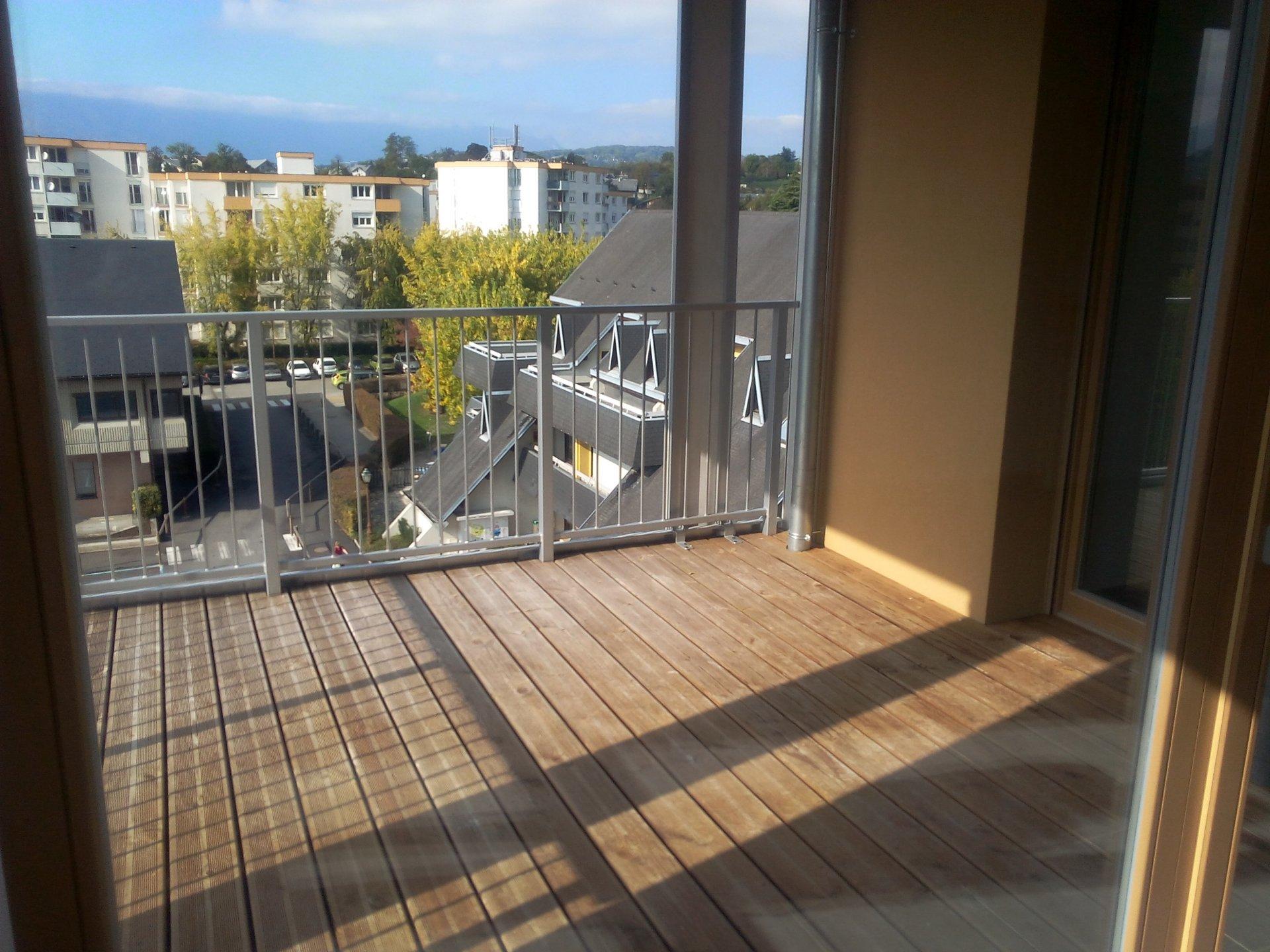 Beau T3 avec balcon +garage