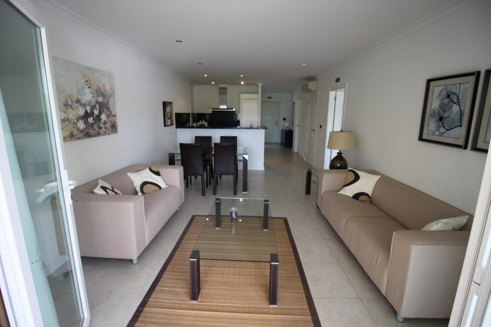 Appartement avec vue mer et parking couvert