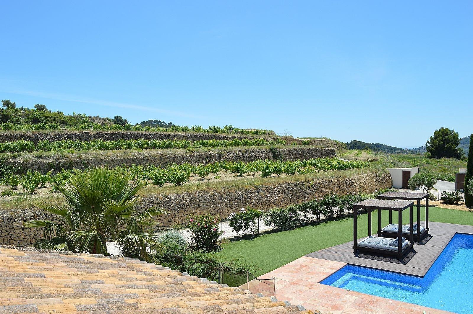Charmant landhuis met indrukwekkende uitzichten