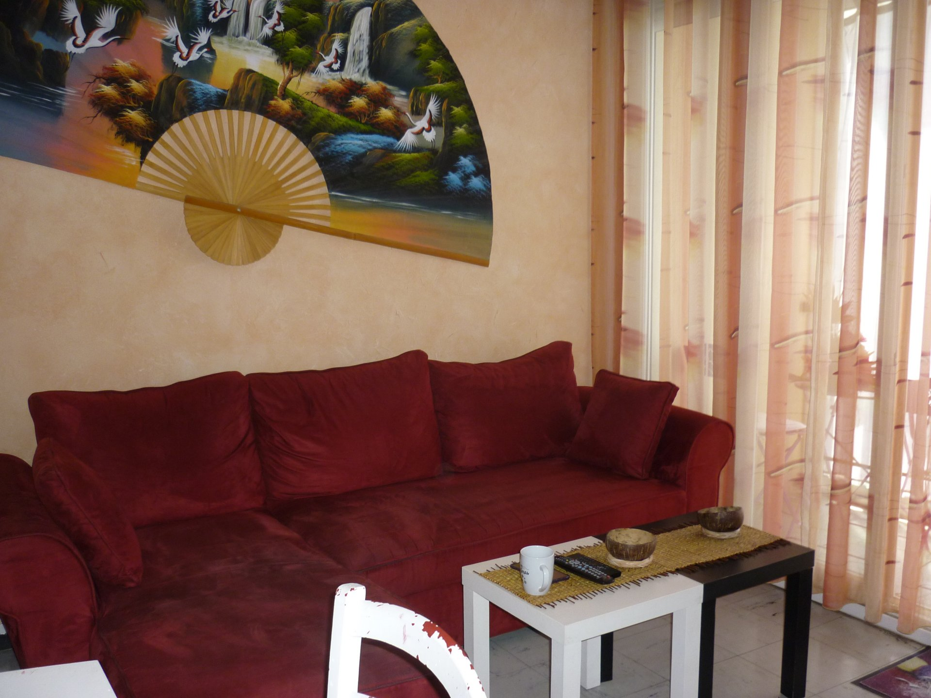appartement meublé F2 Perpignan DBI-0051