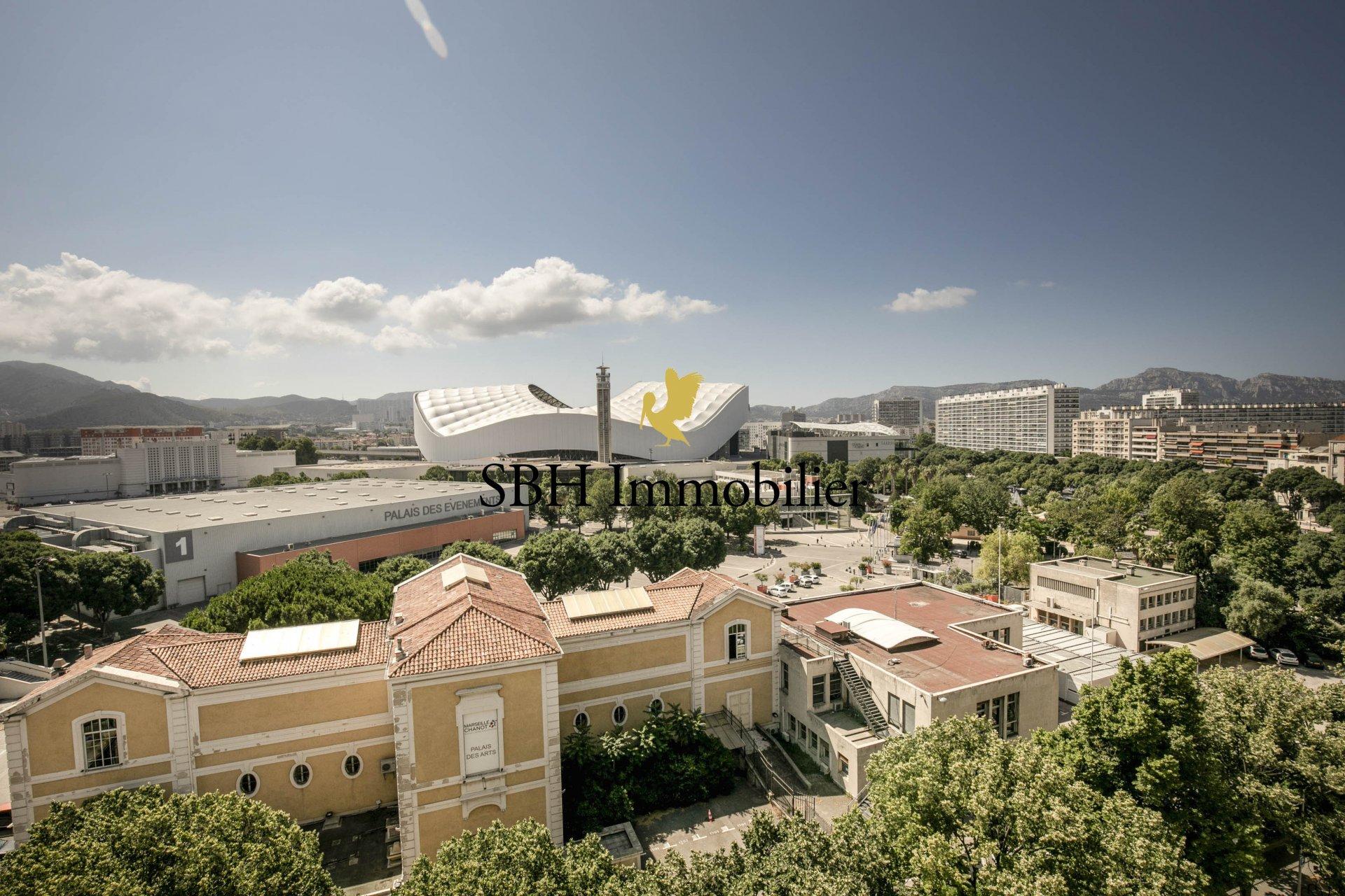 # SOUS COMPROMIS#Toit terrasse Prado