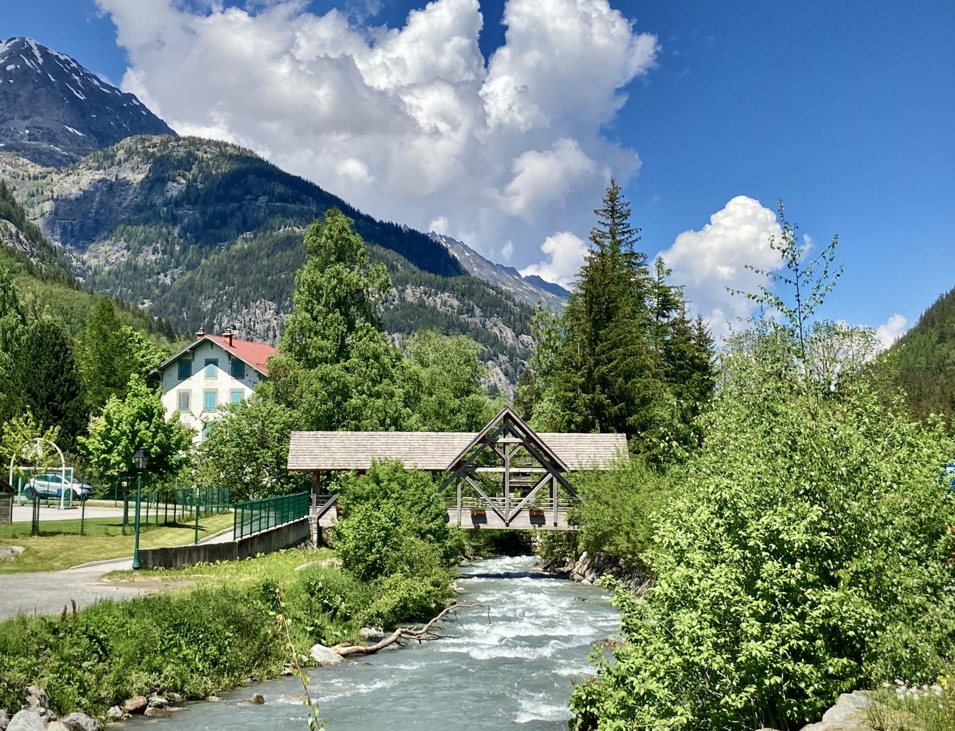 Studio spacieux à Vallorcine (Mont Blanc)
