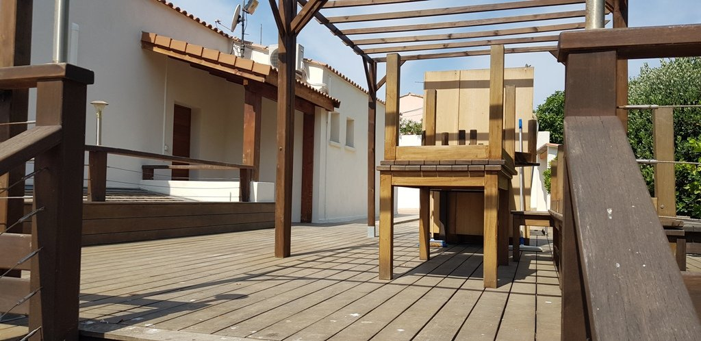 Villa 169 m² sur terrain piscinable de 1500 m² 5 chambres 1 mn de la plage à Tiuccia