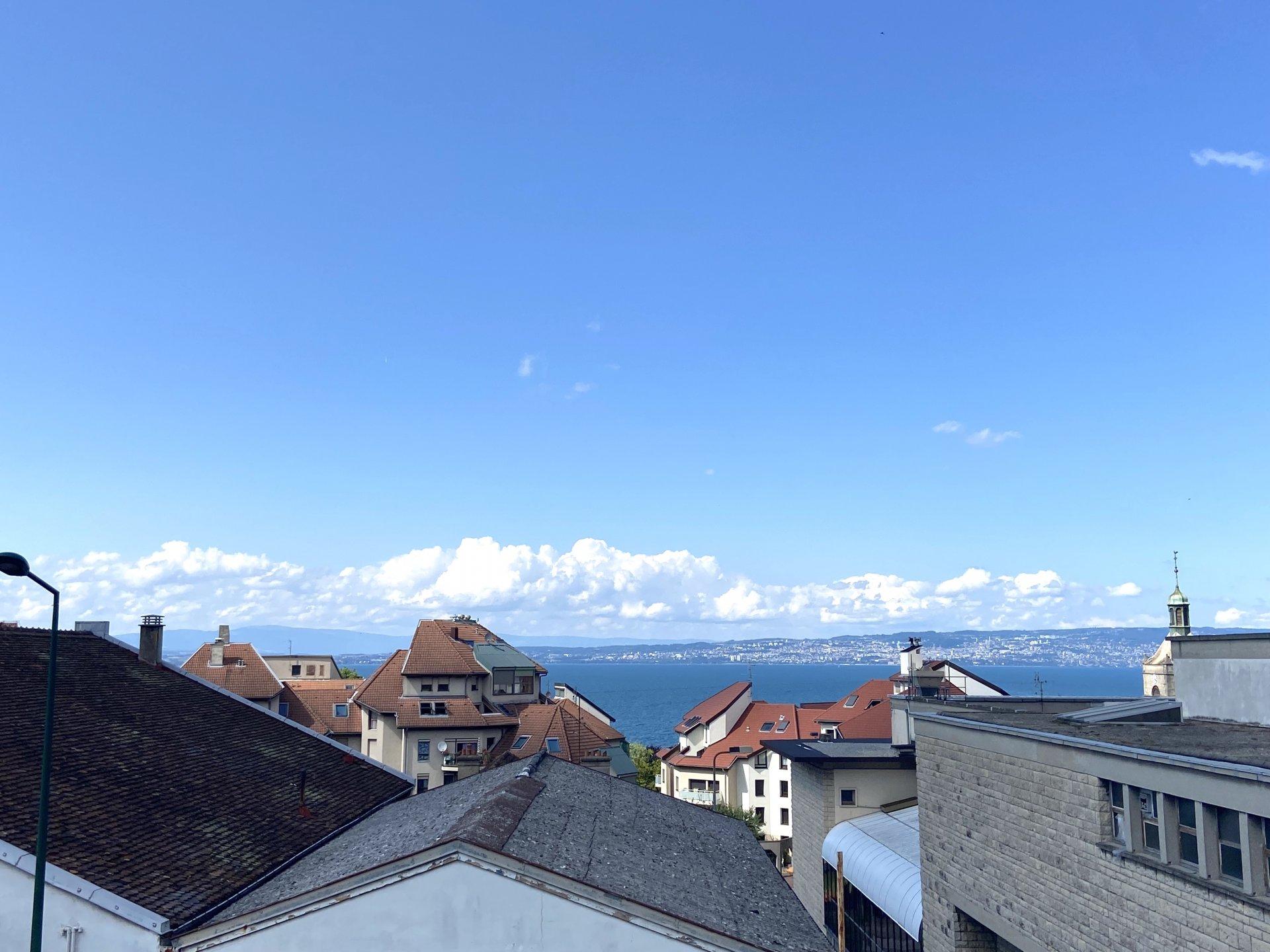 Appartement T4 avec vue Lac