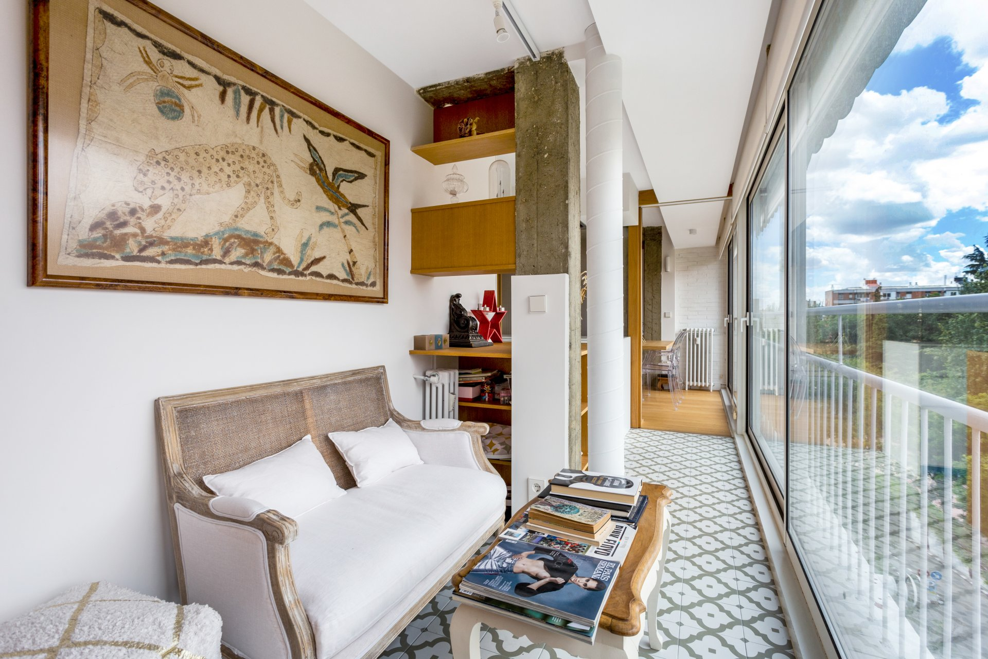 Rental Apartment Madrid Hispanoamerica