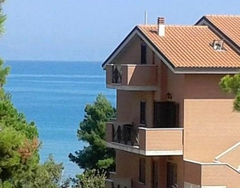 Apartment - 200 m to the beach