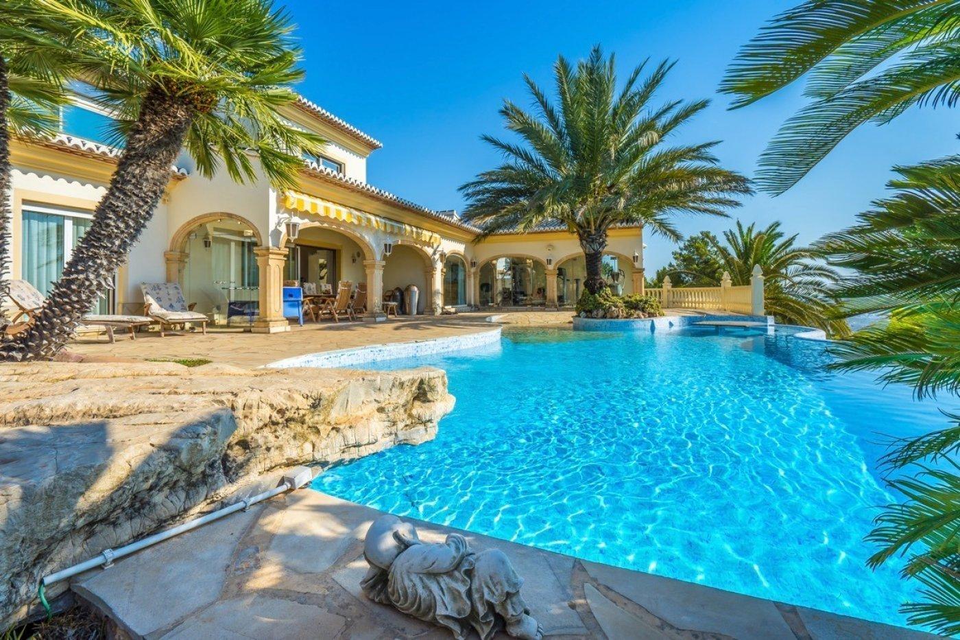 Luxe huis in Moraira