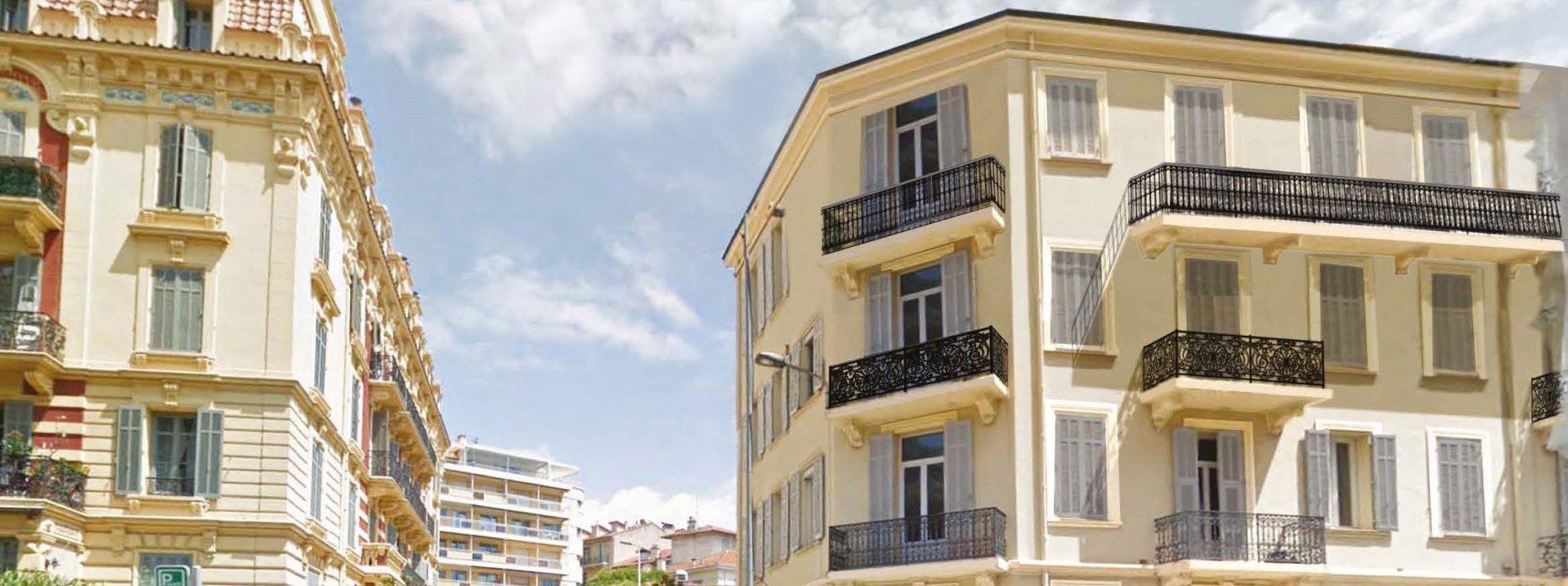 Cannes Centre T2 Investissement