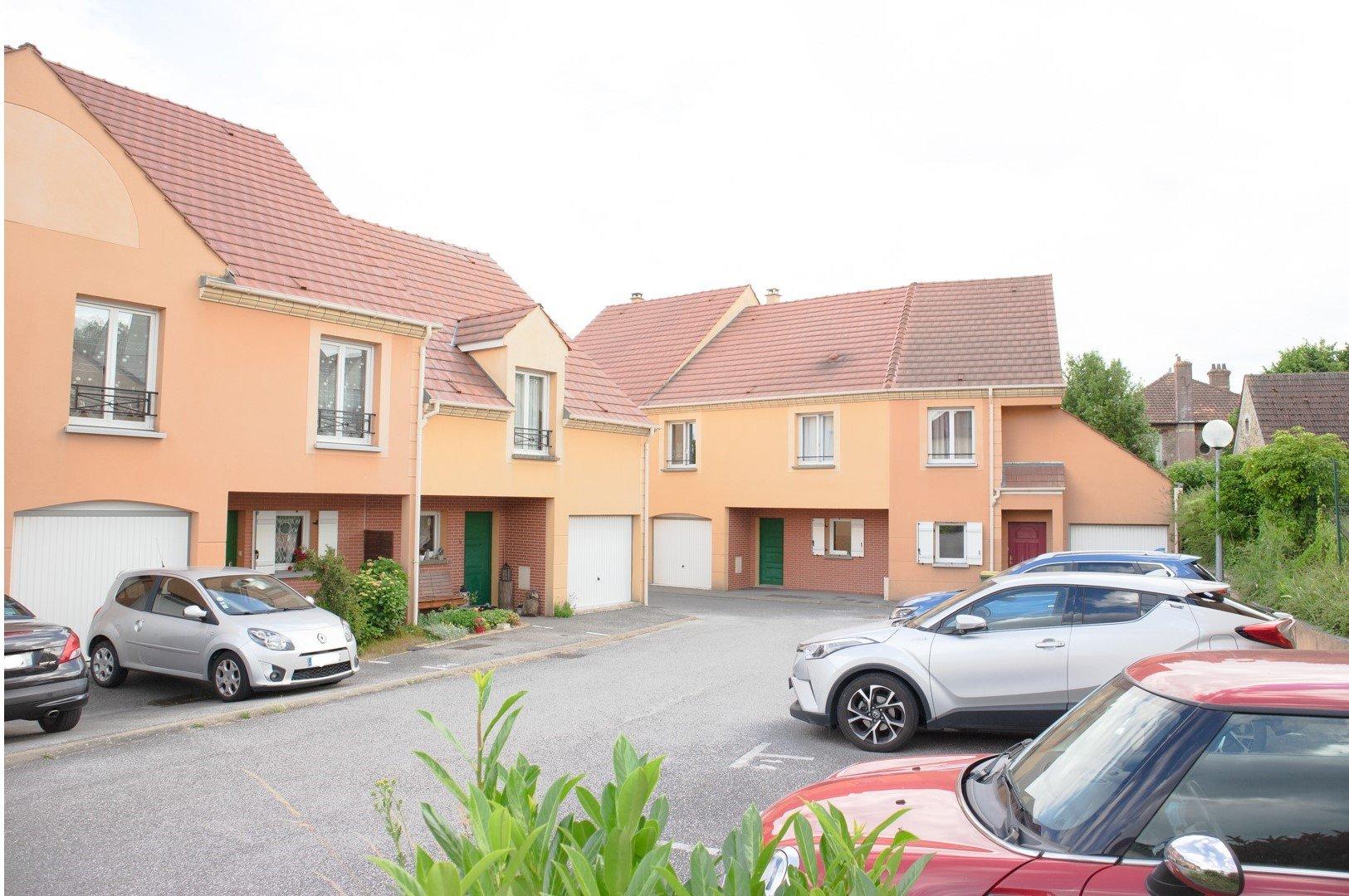 Maison de village 106m² 4 chambres