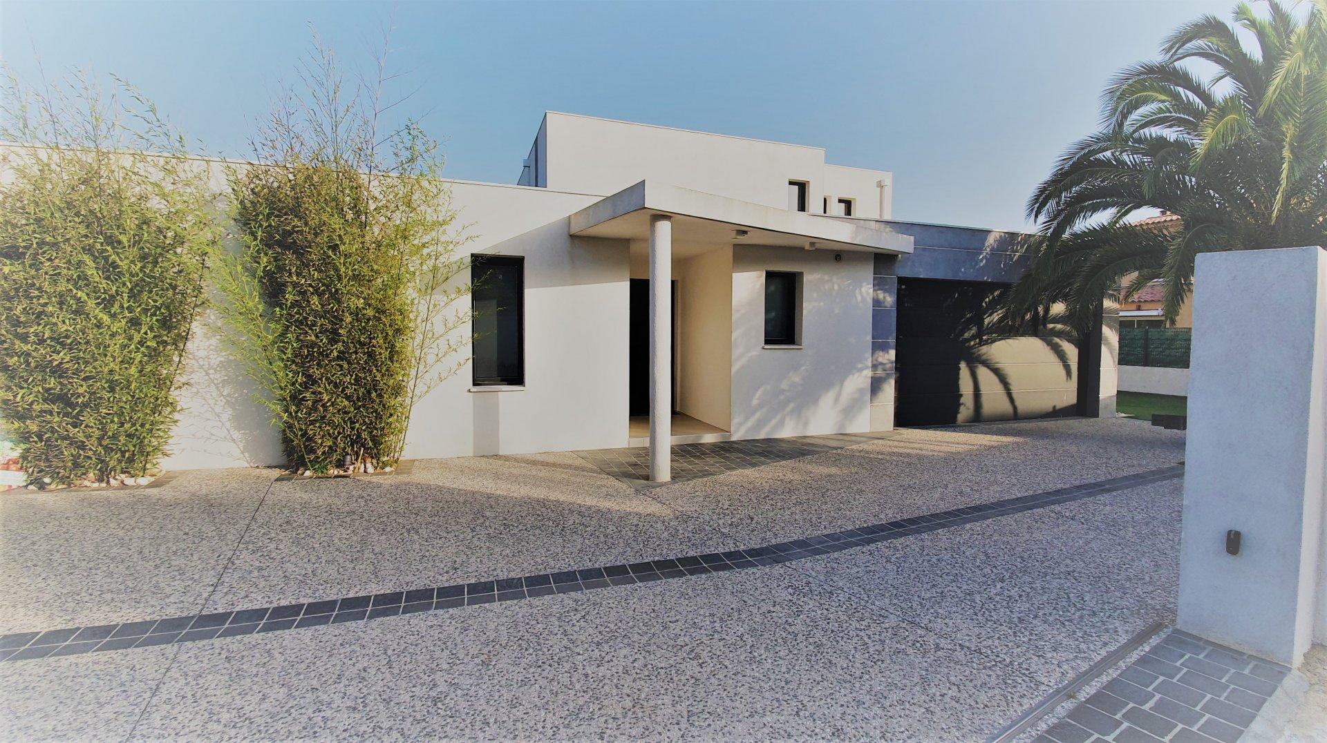 Villa d'architecte à la Coudoulière