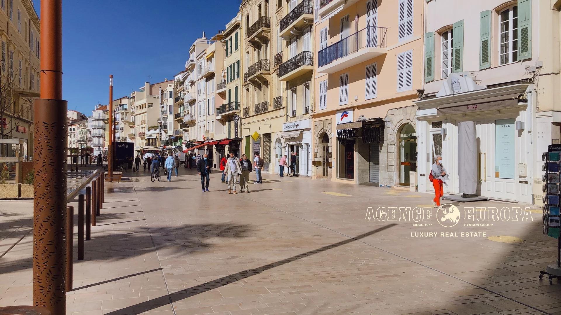 Sale Retail shop - Cannes
