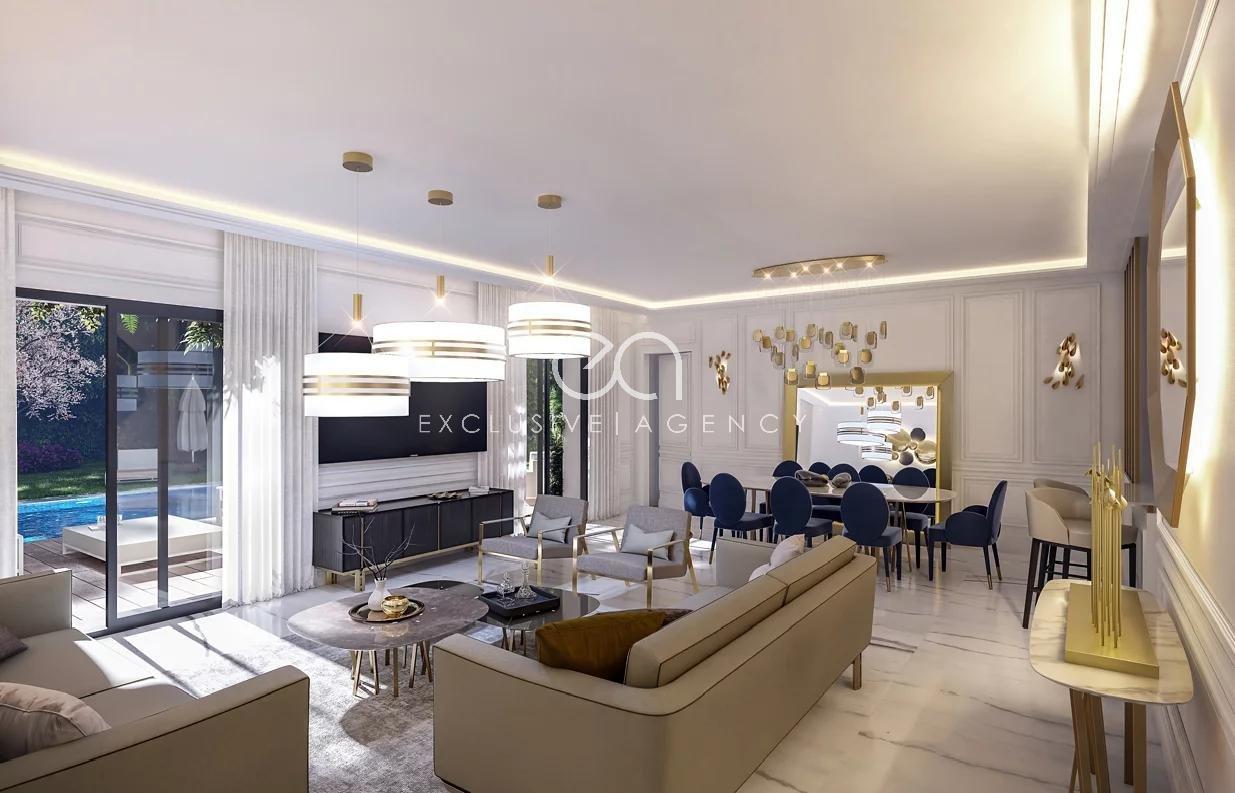 Cap d'Antibes La Garoupe - 4 bedrooms Apartments brand new