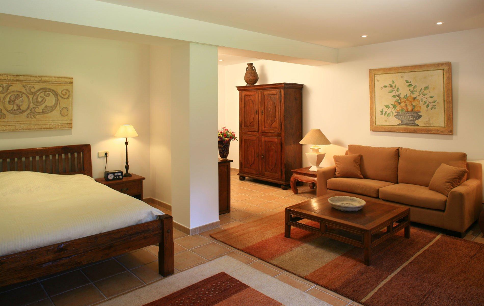 Villa tradicional en una zona tranquila
