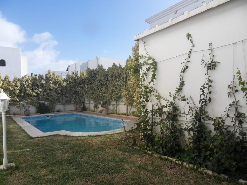 Rental Villa - Les Berges du Lac - Tunisia