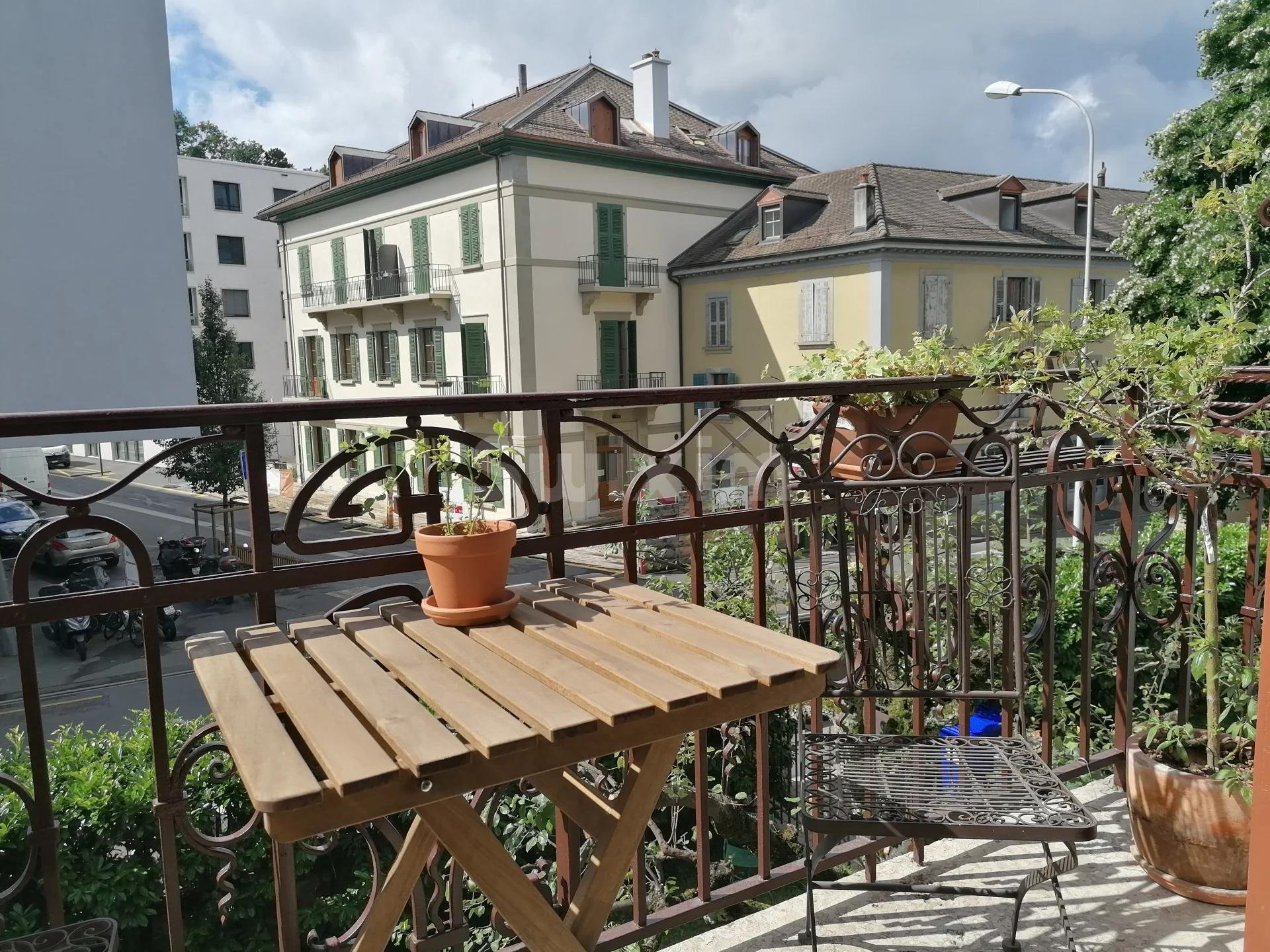 Alquiler Piso - Carouge - Suiza