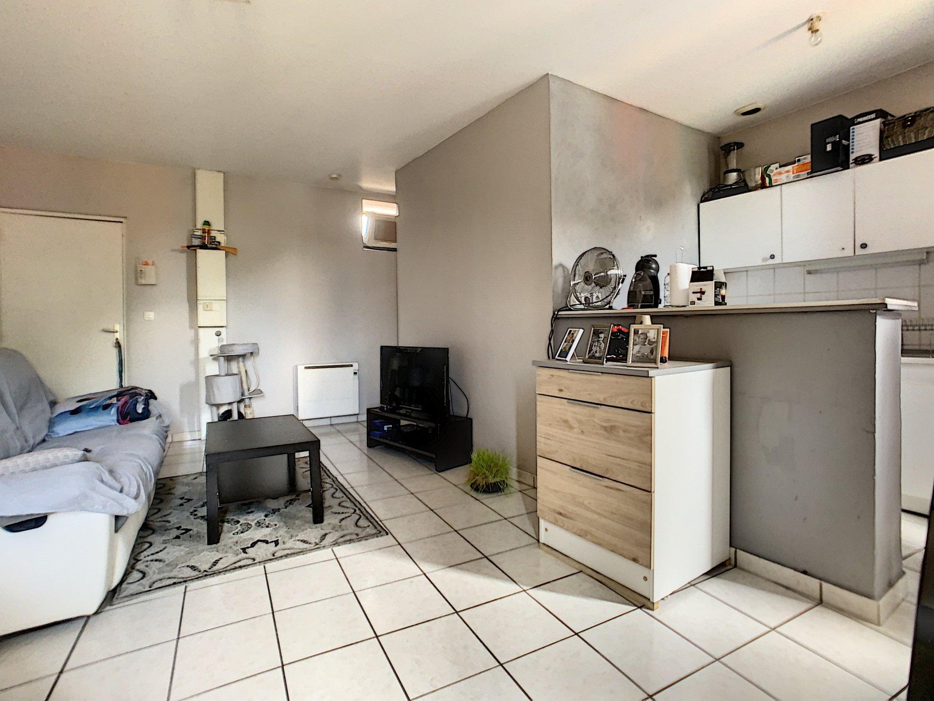 Appartemnt T 2 de 44 m²