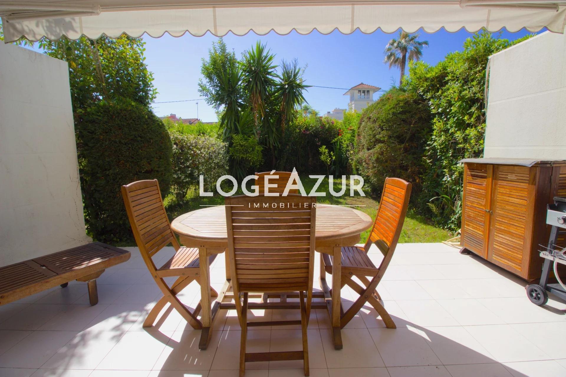 Location saisonnière Appartement Golfe-Juan