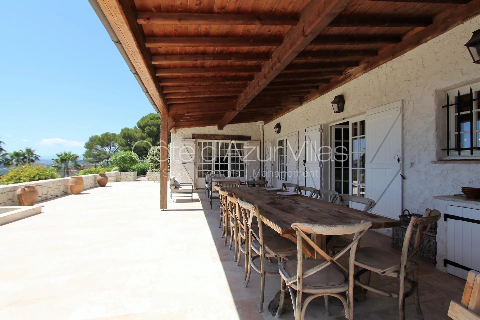 Villa Esterel - 5 chambres, vue panoramique