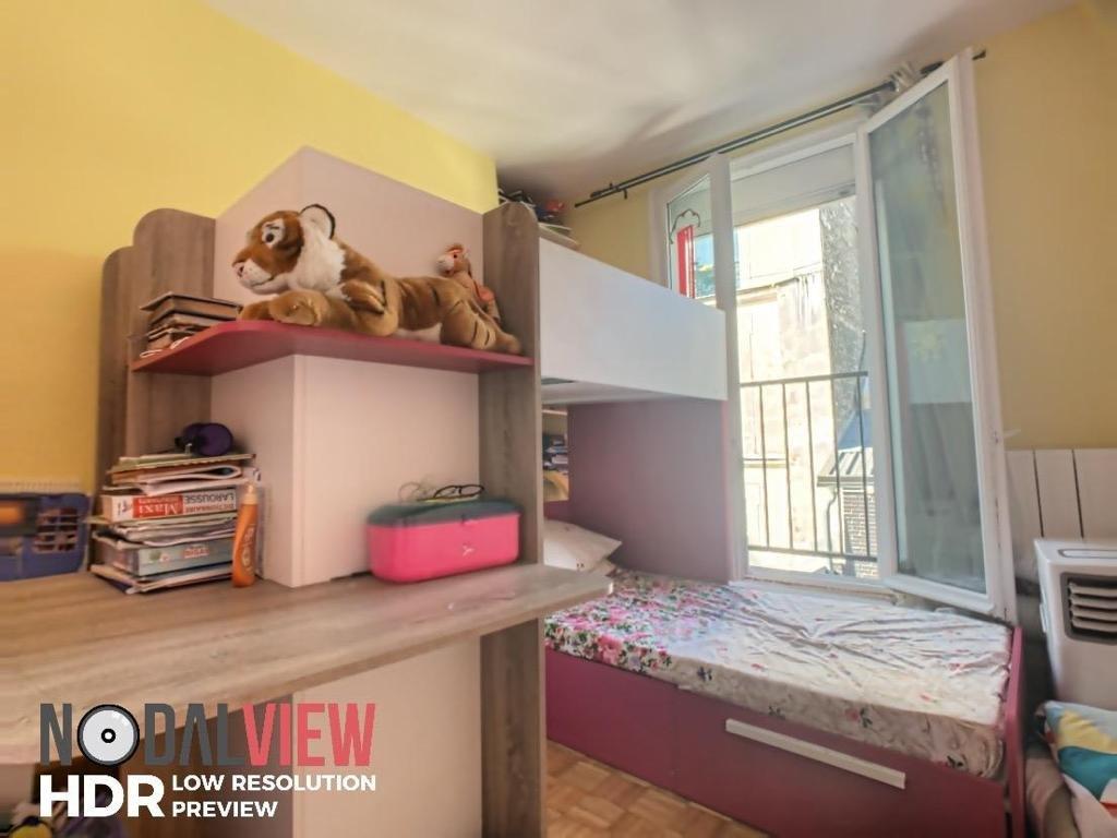 Appartement Paris 10ème rue des Vinaigriers