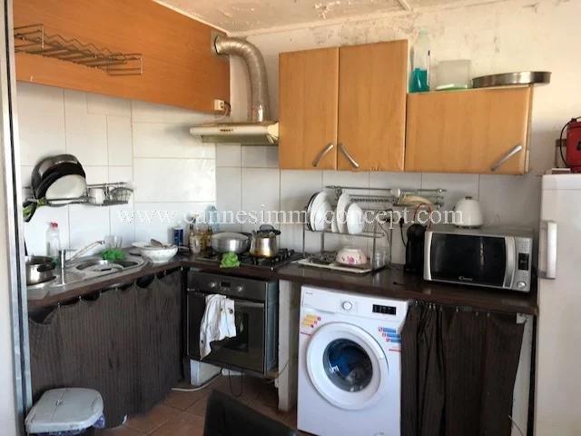 Vente Appartement - Marseille 3ème La Villette